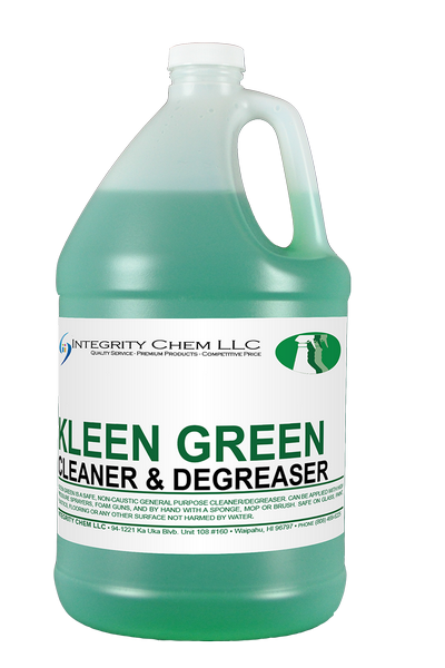 Kleen Green Cleaner Amp Degreaser